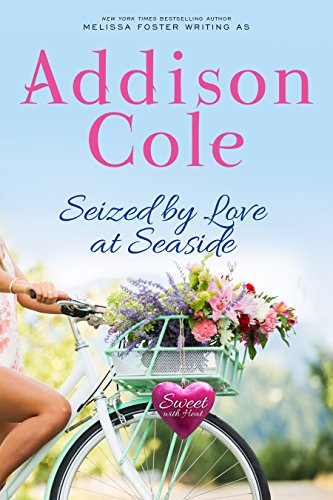 Seized by Love at Seaside (Sweet with Heat: Seaside Summers)