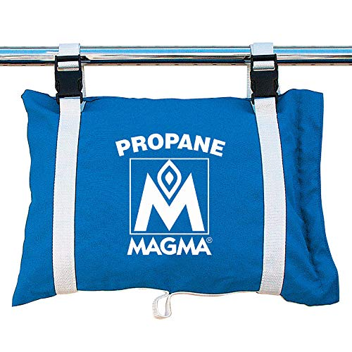 Magma Products, A10-210PB Propane Storage Bag, Pacific Blue