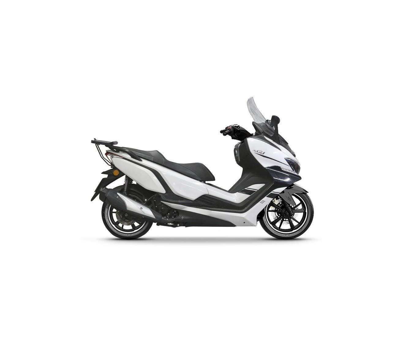 /2018 Daelim 125/250/XQ1/ soporte Puerta equipaje Top Case shad-d0/X q18st
