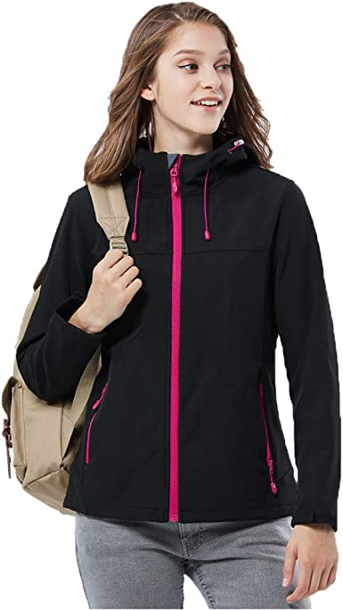 Uneek Mens /& Womens Soft Shell Full Zip Jacket Up Top Waterproof Windproof Lot