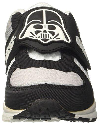 Star Wars Running Light - deportivas bajas Niños Nero (Black White)