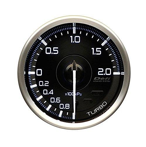 Defi DF14801 Advance A1 Turbo Boost Gauge (200kPa):