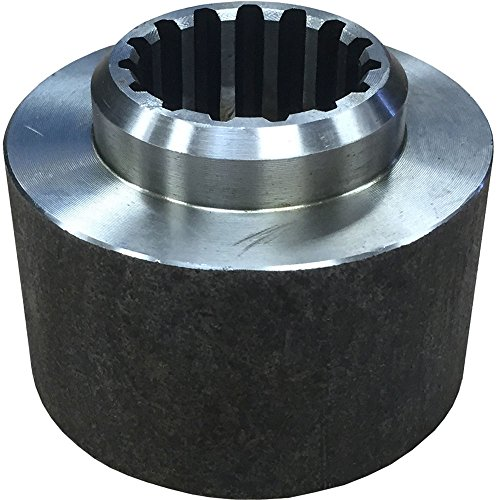15 Tooth Blade Hub for Compatible for Rotary Cutter Gearbox, Omni Gear RC-51 Hub, Part #210001