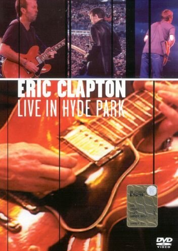Eric Clapton Live Hyde Park product image