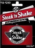 Steak 'N' Shake Gift Card