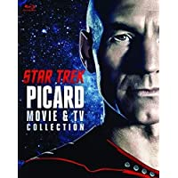 Deals on Star Trek: Picard Movie & TV Collection (Blu-ray)