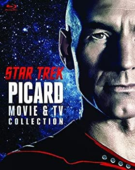 Star Trek Picard Movie & TV Collection on Blu-ray