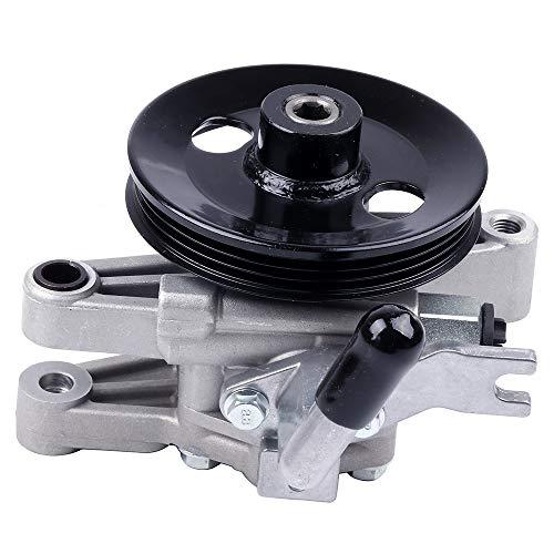(ECCPP 21-5440 Power Steering Pump Power Assist Pump Fit for 2005-2009 Hyundai Tucson, 2004-2009 Kia Spectra, 2005-2009 Kia Spectra5, 2005-2010 Kia)