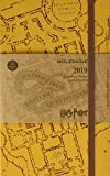 Moleskine Harry Potter Daily Dairy / Planner, Large, Beige 2019 Calendar by