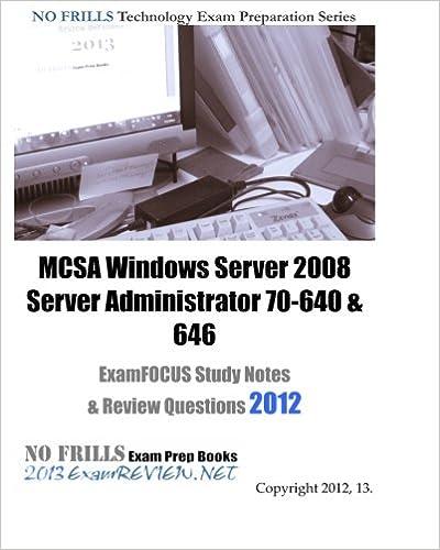 Mcsa Notes Free Download