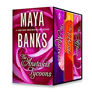 book cover of The Anetakis Tycoons Box Set