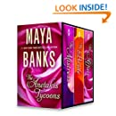 Maya Banks The Anetakis Tycoons Box Set: The Mistress\The Tycoon's Rebel Bride\The Tycoon's Secret Affair