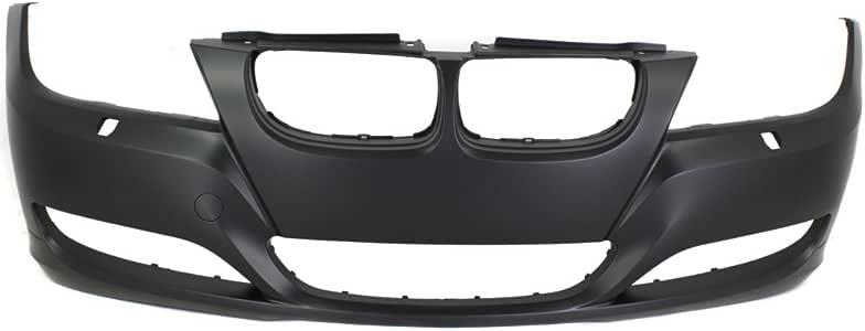 Front Bumper Cover W//O HLW /& PDC Sensor Holes Fits 323i 328i xDrive BM1000212