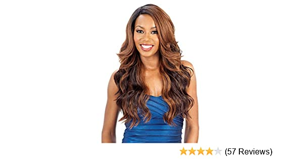 Amazon.com : Model Model Lace Front Peruvian Natural Deep Invisible L-part - Alpine Meadow (1) : Beauty