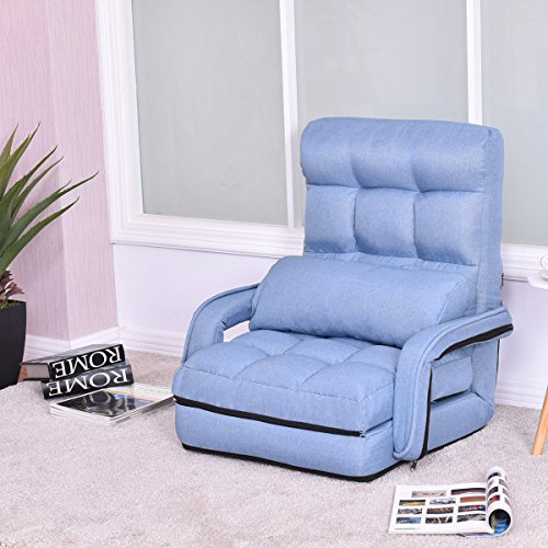 51P%2BX5YUmRL - COLIBROX-Blue-Folding-Lazy-Sofa-Floor-Chair-Sofa-Lounger-Bed-with-Armrests-and-Pillowfloor-chair-with-back-supportbest-floor-chair-Folding-Lazy-SofaSofa-for-saleportable-floor-chair