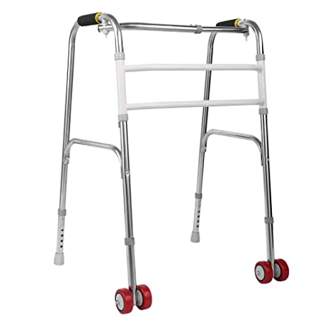 AYNEFY Marco para Caminar Plegable Movilidad, Ajustable ...