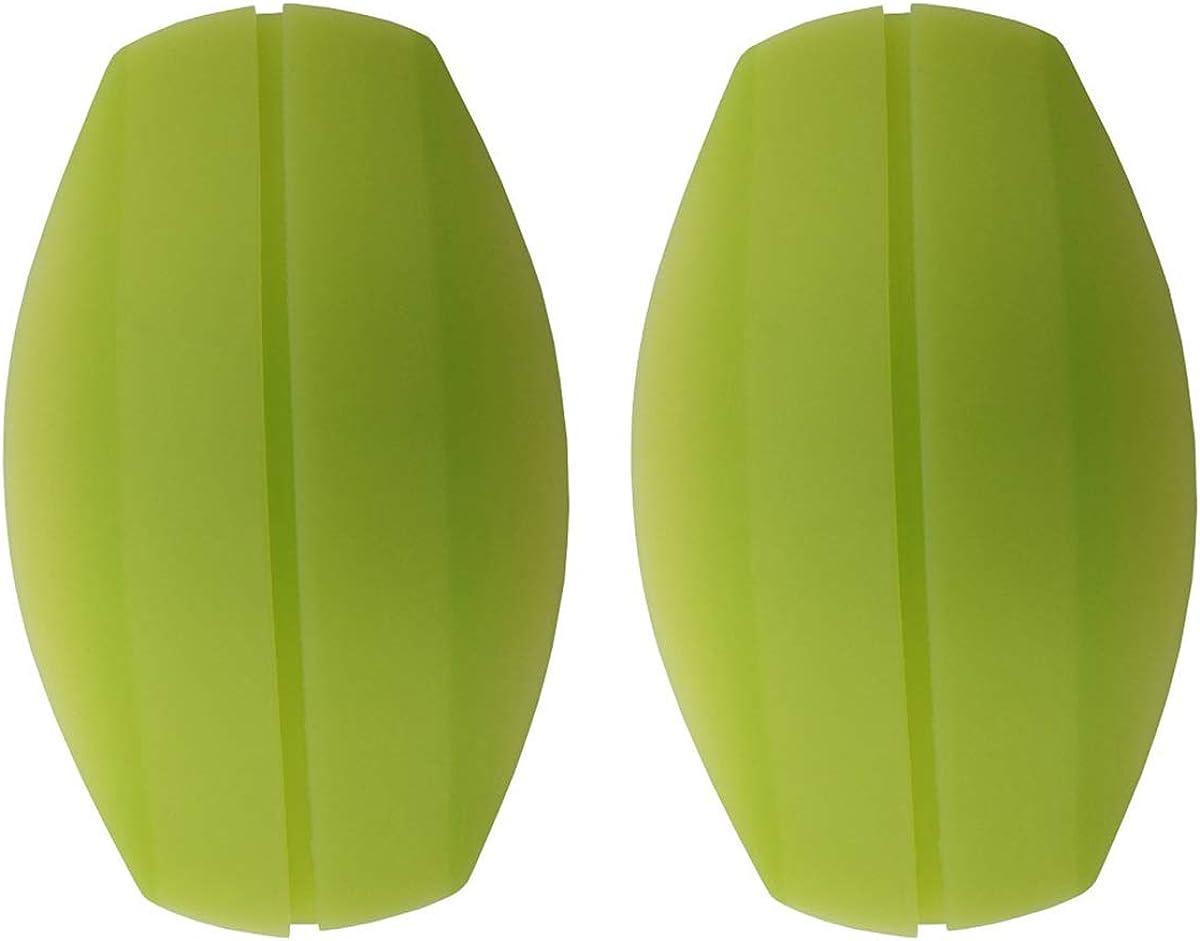 GreenOlive Womens Soft Silicone Bra Strap Cushions Holder Non-Slip Shoulder Protectors Pads