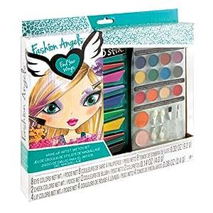 Fashion Angels Make-up Artist Sketch Set