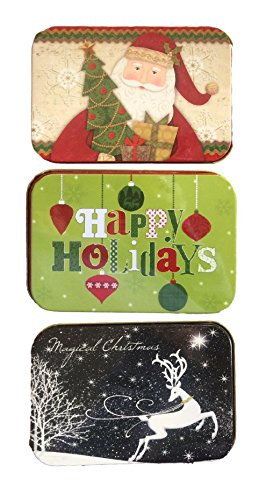 christmas-gift-card-holders-tin-box-santa-reindeer-and-happy-holidays-3-pack