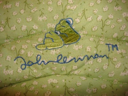 John Lennon Baby Blanket Quilt - Real Love / Musical Parade Keepsake by Lennon (Image #2)