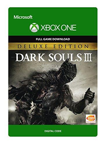 Dark Souls III - Deluxe Edition - Xbox One Digital Code by Bandai