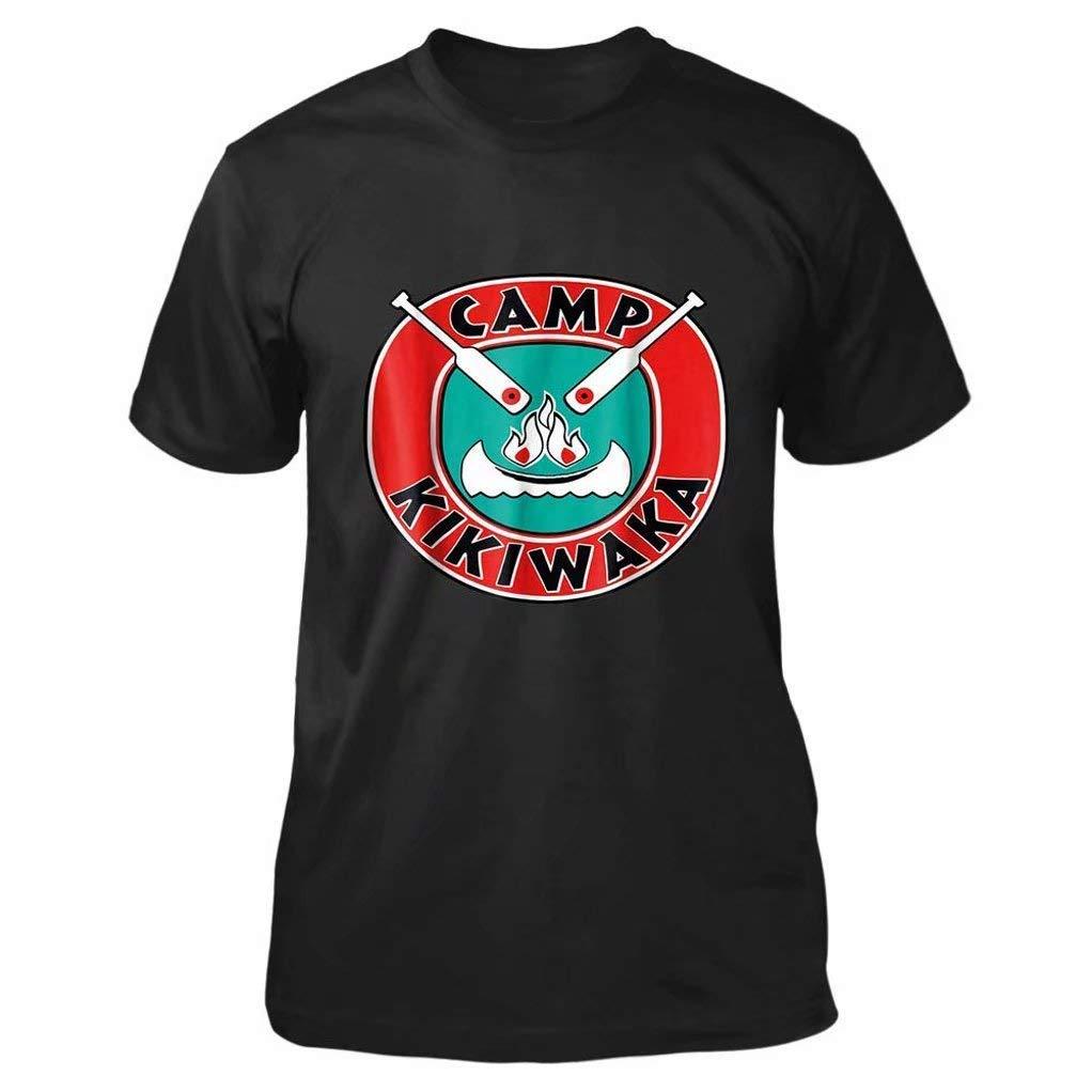 Susielbehan Camp Kikiwaka Logo Design Particular Tee,funny Leisure T-shirt