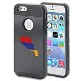 For Apple iPhone 6 6s Shockproof Impact