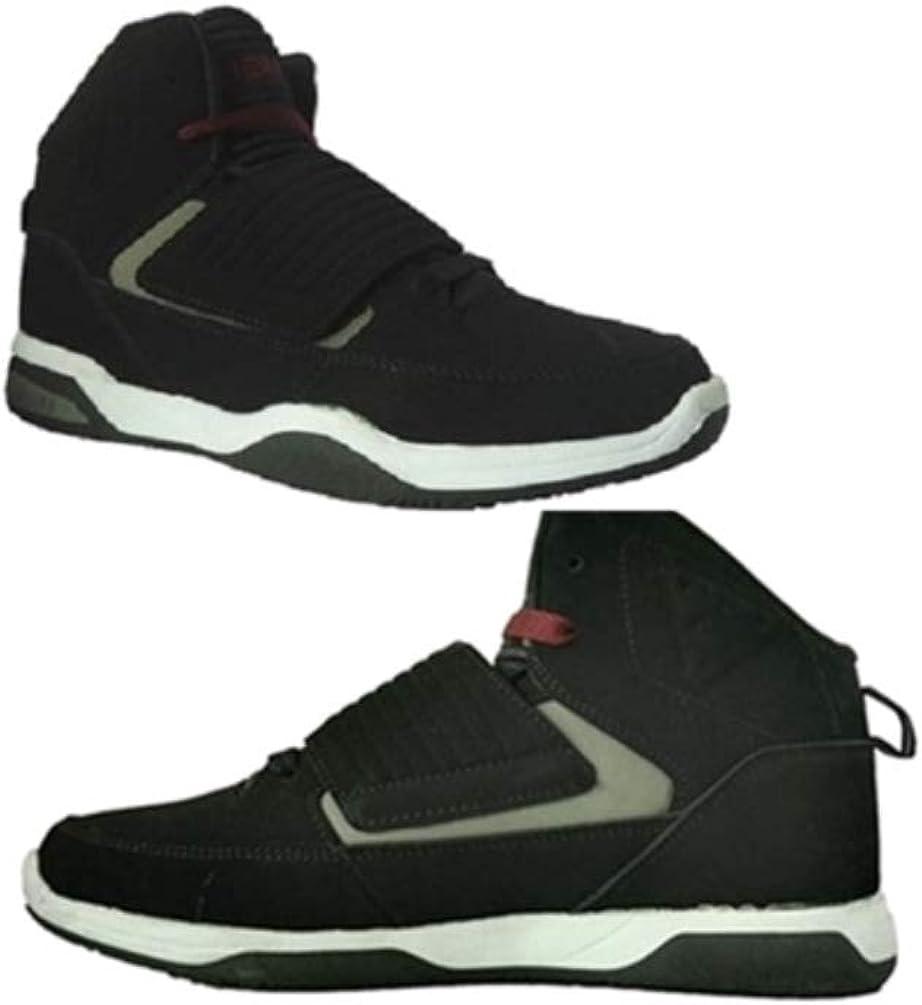 High-Top Sneakers - Tiger \u0026 Strap
