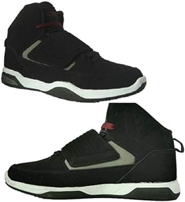Basketball Sneakers Black