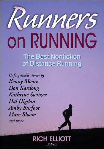 Runners Running Richard Elliott product image
