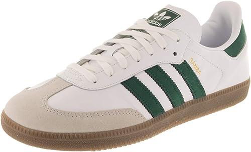 Senado Inconveniencia navegación  adidas Samba OG B75680 - Zapatillas para hombre, color blanco, verde y  blanco, Ftwwht/Cgreen/Crywht, 7 M US: Amazon.com.mx: Ropa, Zapatos y  Accesorios