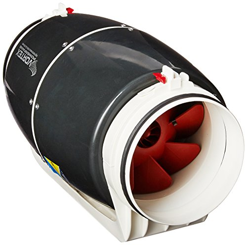 Vortex 347 CFM S Line S-600 Fan 6″