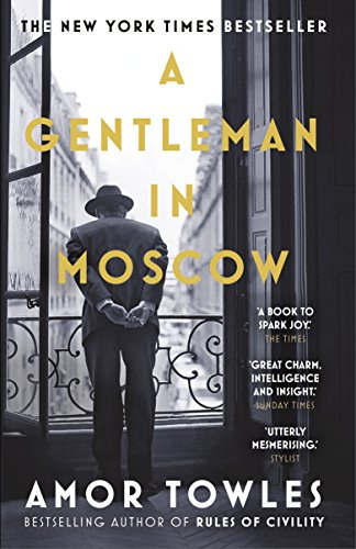Price comparison product image A Gentleman in Moscow