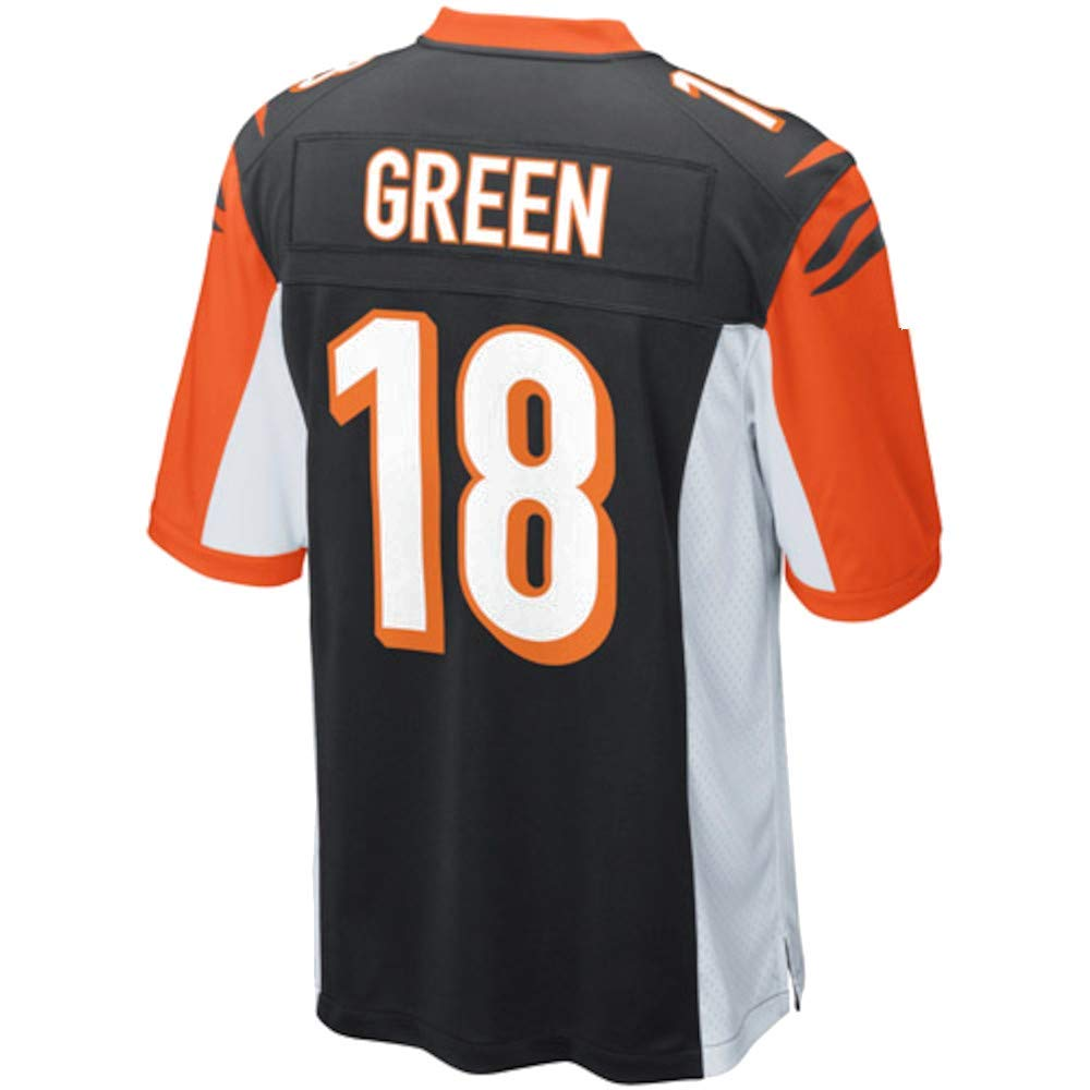 Mens//Womens//Youth/_AJ/_Green/_Black/_Game/_Jersey