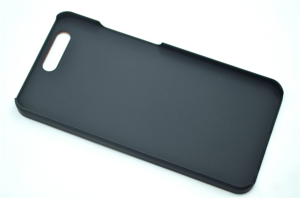 RoseFlower/® Huawei P10 Funda de Madera Palisandro br/újula y PC Natural Hecha a mano de Bamb/ú Madera Carcasa Case Cover