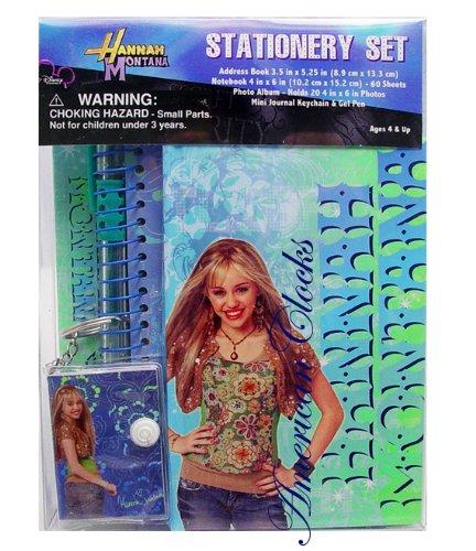 Christmas Super Saving - Hannah Montana Stationery Set (Disney Hannah Montana Stationery)
