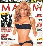 Maxim Magazine, May 2005, Brittany Murphy Cover