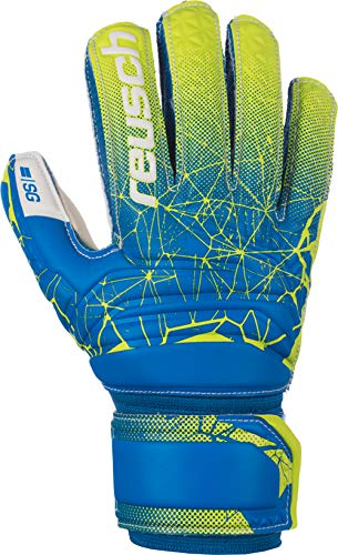 Reusch Fit Control SG Finger Support Junior Goalkeeper Glove - Size 6
