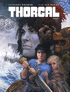 vignette de 'Thorgal n° Volume I<br /> Thorgal I (Jean Van Hamme)'