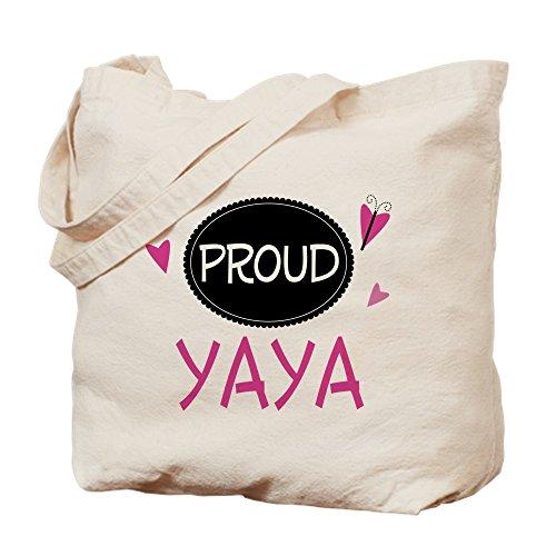 Bolso de totalizador de CafePress - bolso de totalizador de Yaya orgullosa