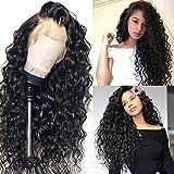 Brazilian Virgin Hair Loose Wave Full Lace Human Hair Wigs For Black Women