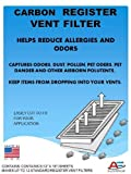 Best Air Vent Filters - Carbon Register Vent Air, Odor & Dust Filters Review