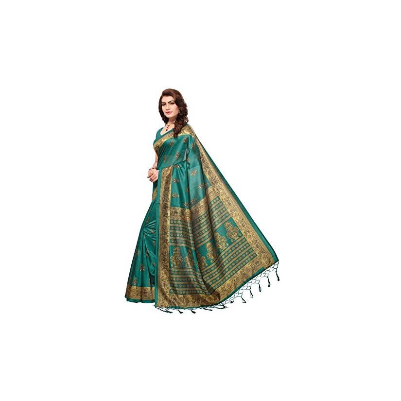 Best anni designer womens art silk saree in india 2020