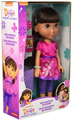 (Fisher-Price Nickelodeon Dora and Friends Friendship Adventure Dora)