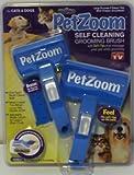 Petzoom Self Cleaning Grooming Brush, My Pet Supplies