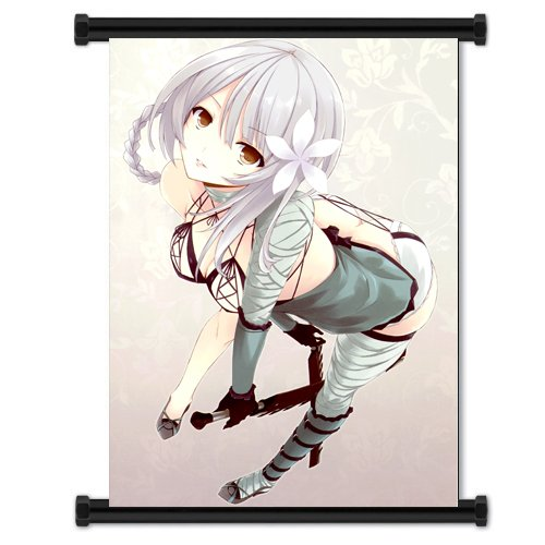 Nier Replicant Videogame Fabric Wall Scroll Poster (31