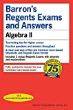 img - for Barron's Regents Exams and Answers: Algebra II (Barron's Regents Exams and Answers Books) book / textbook / text book
