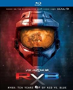 RVBX: Ten Years of Red vs. Blue Box Set [Blu-ray]