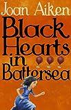 Black Hearts in Battersea by Joan Aiken front cover