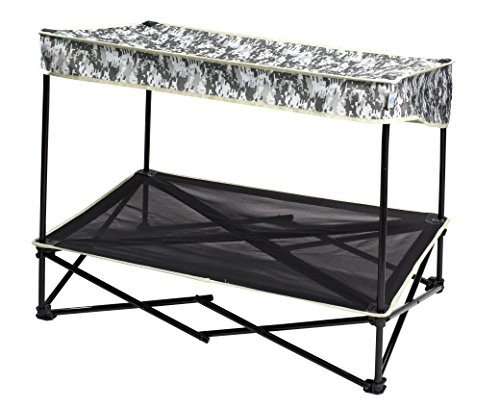 Quik Shade Medium Instant Pet Shade with Mesh Bed